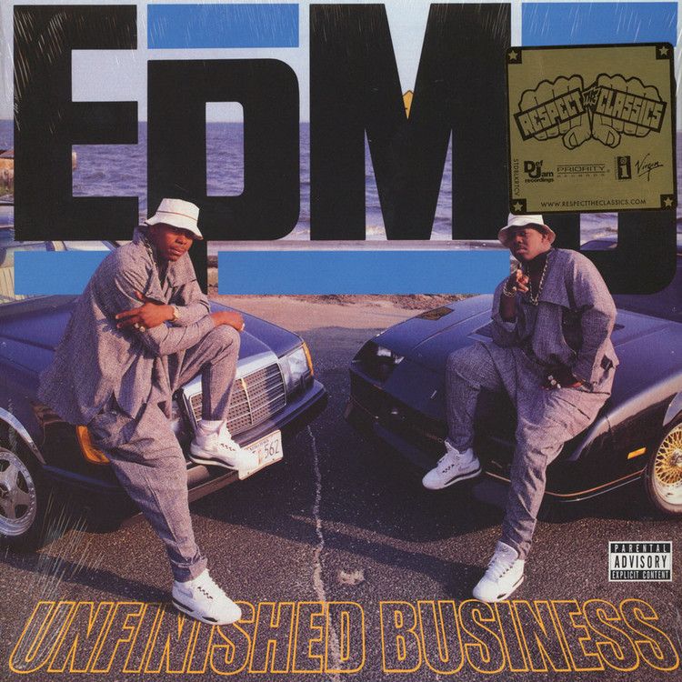 EPMD - Unfinished Business [LP]