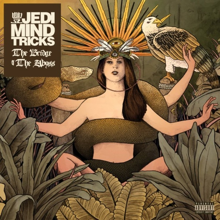 Jedi Mind Tricks - The Bridge And The Abyss (Colored Vinyl Edition) [2LP]