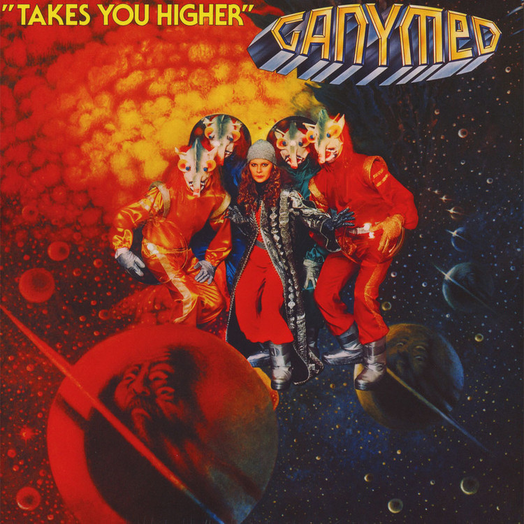 Ganymed - Takes You Higher [LP]