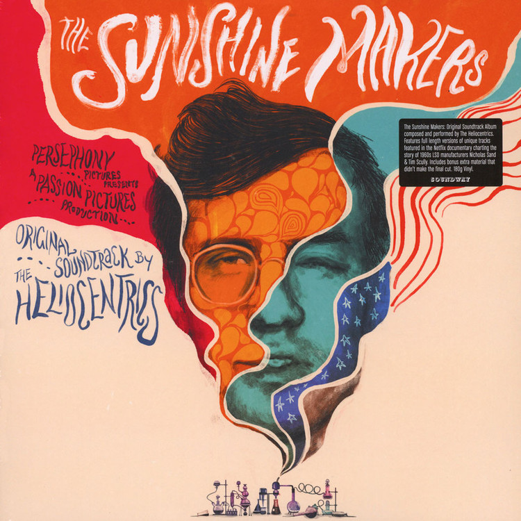 f629c4be1d The Heliocentrics - The Sunshine Makers OST  LP  - AsfaltShop