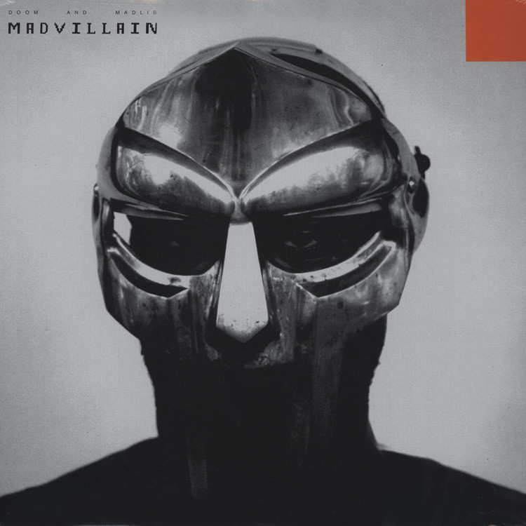 Madvillain (MF Doom & Madlib) - Madvillainy [2LP]