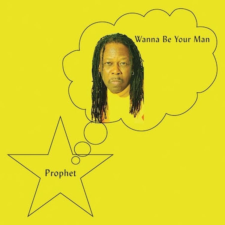 Prophet - Wanna Be Your Man [CD]