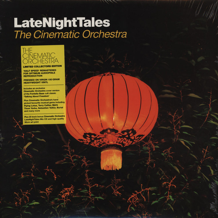 The Cinematic Orchestra - Late Night Tales [2LP]