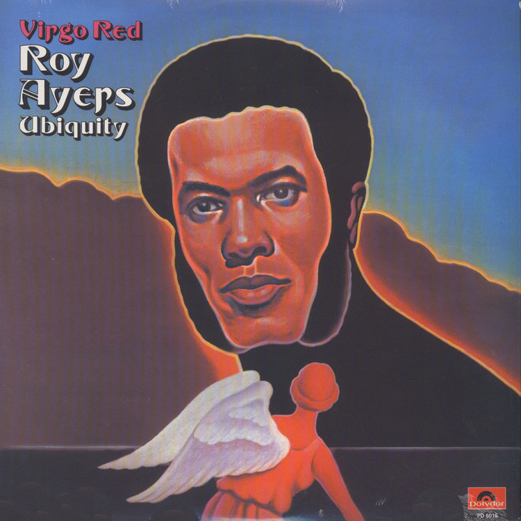 Roy Ayers Ubiquity - Virgo Red [LP]