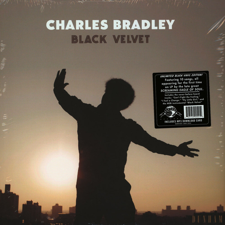 Charles Bradley - Black Velvet (LP+MP3) [LP]