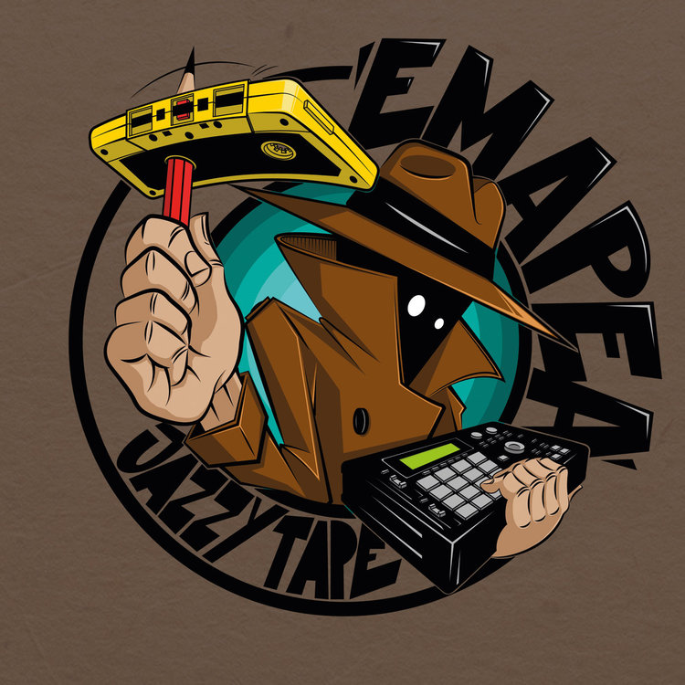 Emapea - Jazzy Tape [CD]