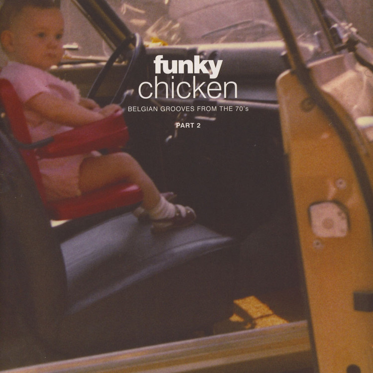 VA - Funky Chicken Part 2 [2LP]
