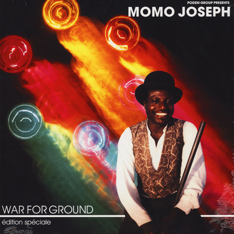 Momo Joseph - War For Ground (Special Edition) [LP]
