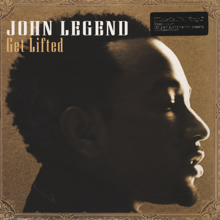 John Legend - Get Lifted [2LP]