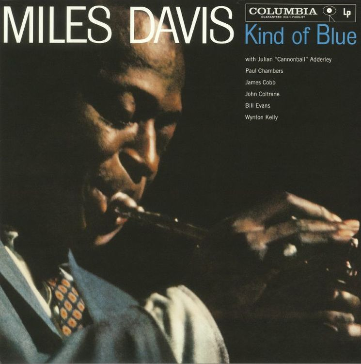 Miles Davis - Kind Of Blue (Mono Version) [LP]