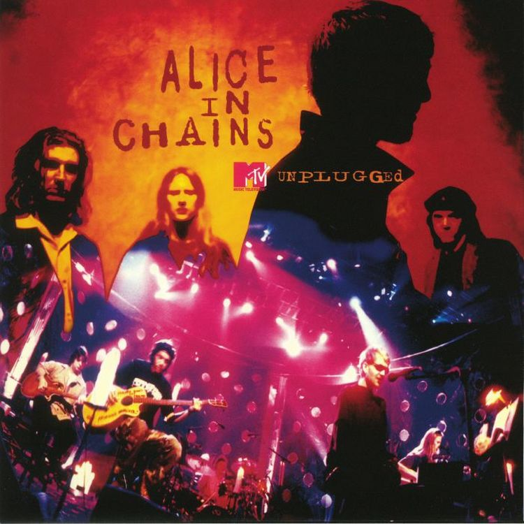 Alice In Chains - MTV Unplugged (180g) [2LP]
