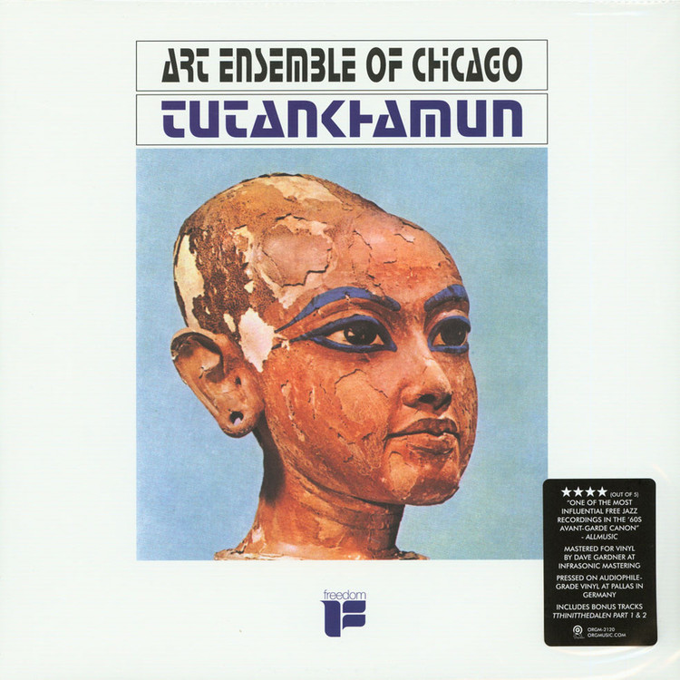Art Ensemble Of Chicago - Tutankhamun [LP]