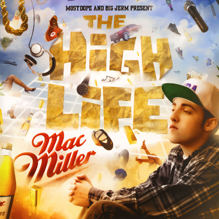 Mac Miller - The High Life [2LP]