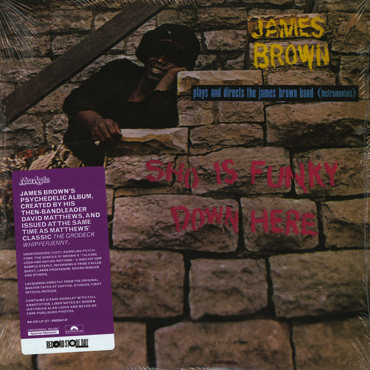 James Brown - Sho Is Funky Down Here (RSD 2019) [LP]