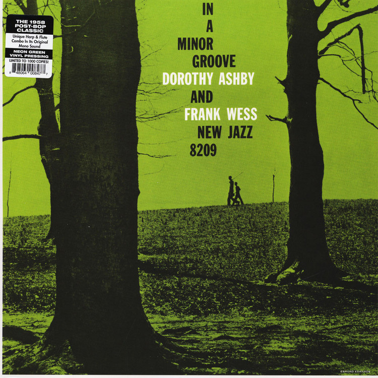Dorothy Ashby - In A Minor Groove Neon (Green Vinyl Edition) [LP]