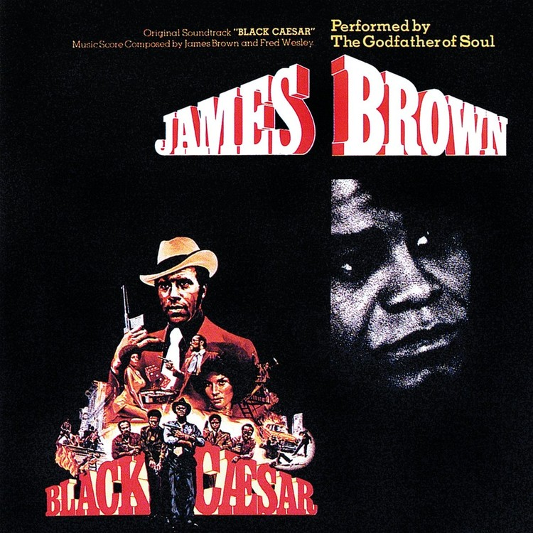 James Brown - Black Caesar [LP]