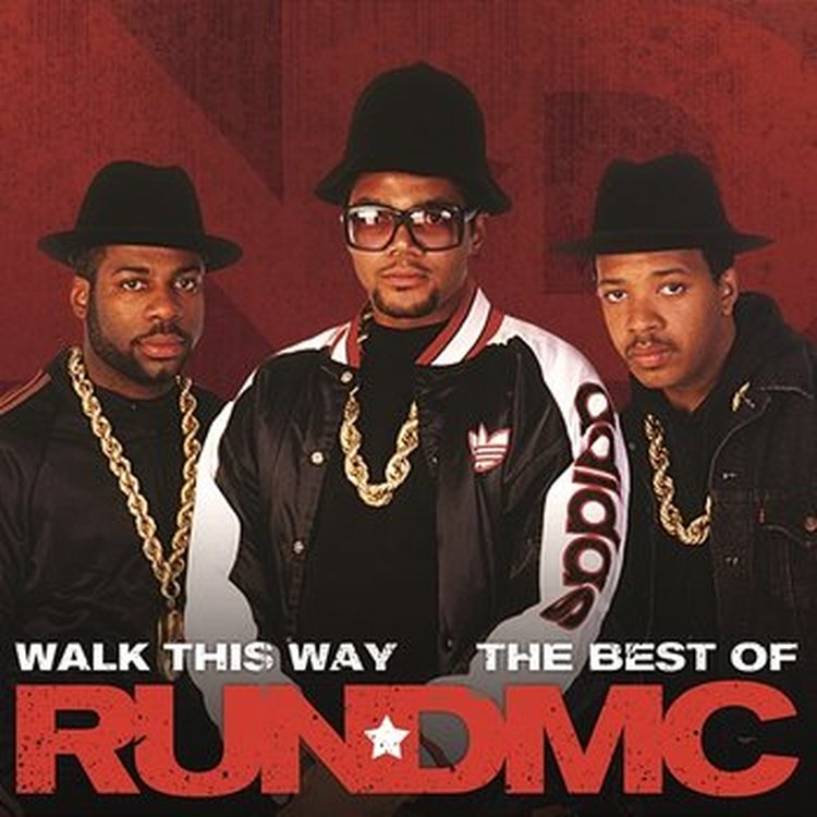 Run DMC - Walk This Way The Best of RUN-DMC [CD]