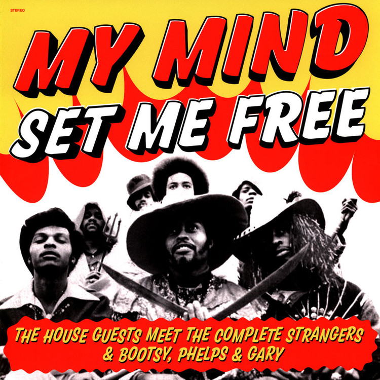 House Guests - My Mind Set Me Free [LP]