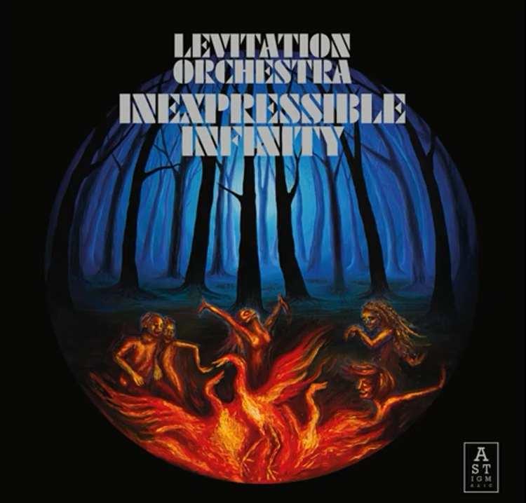 Levitation Orchestra - Inexpressible Infinity [CD]