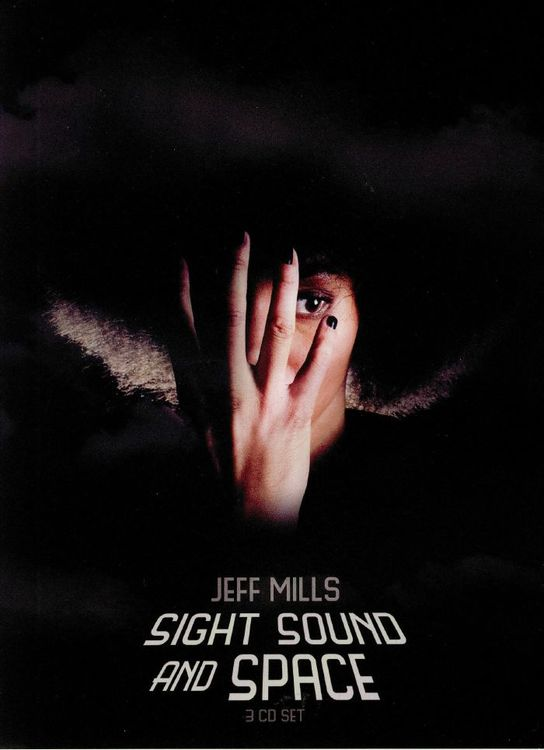 Jeff Mills - Sight Sound And Space (+ 50 page hardbook) [3CD]