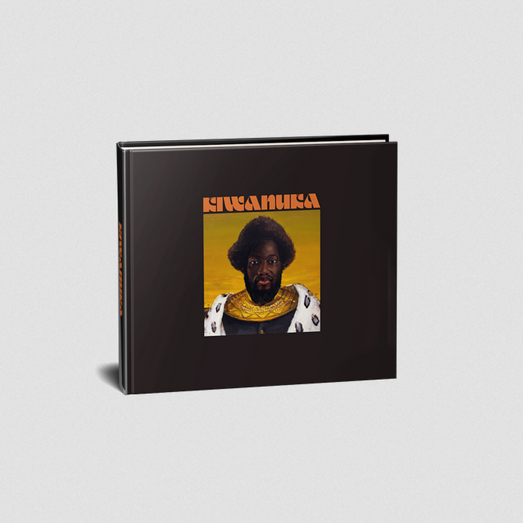 Michael Kiwanuka - KIWANUKA (Limited Hardcover Book Deluxe CD Edition) [CD]
