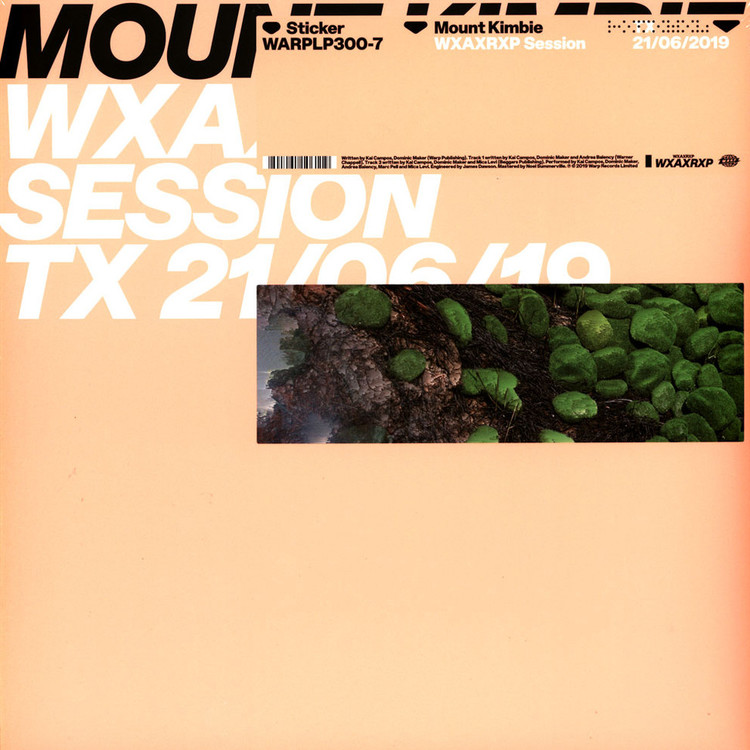 "Mount Kimbie - WXAXRXP Session [12""]"