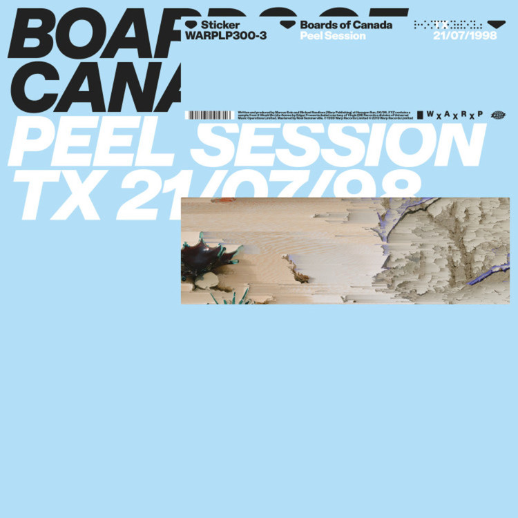 "Boards Of Canada - Peel Session [12""]"
