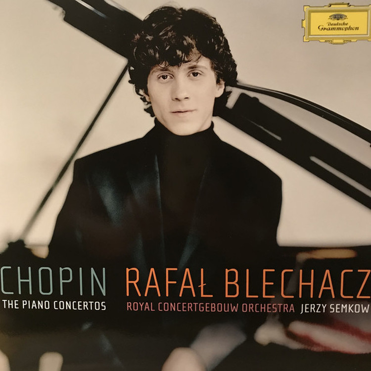Rafał Blechacz - The Piano Concertos [2LP]