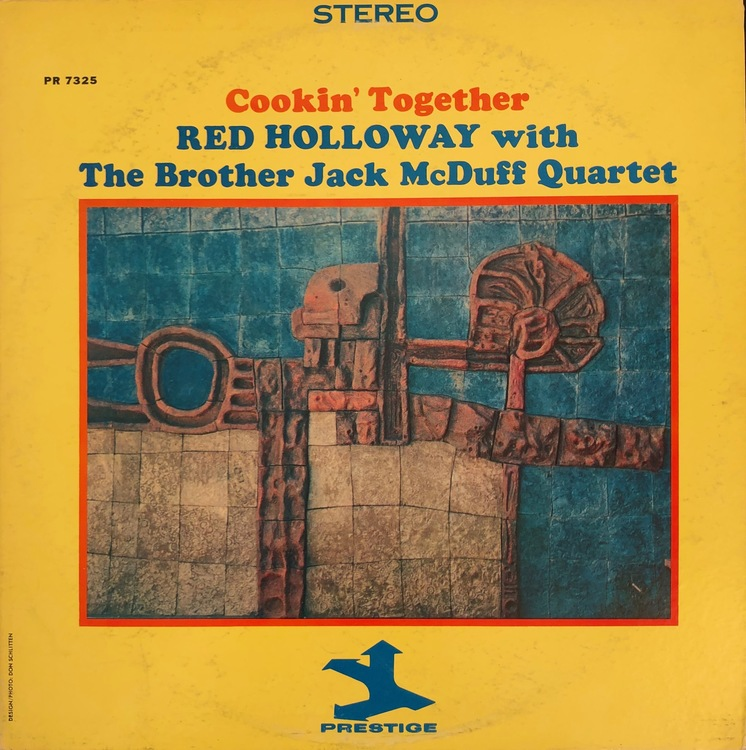 Red Holloway - Cookin