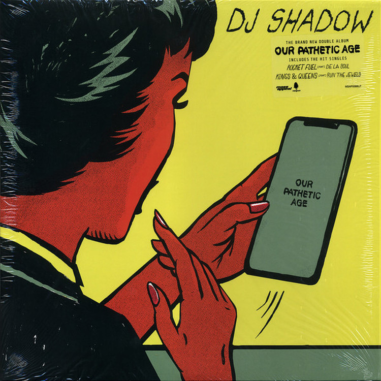DJ Shadow - Our Pathetic Age [2LP]