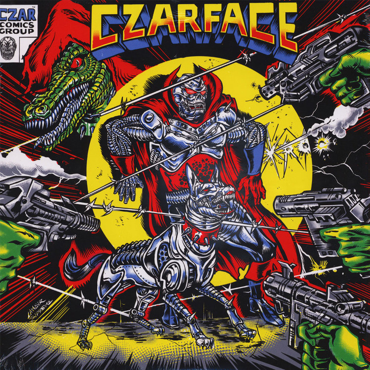 Czarface (Inspectah Deck & 7L & Esoteric) - The Odd Czar Against Us [LP]