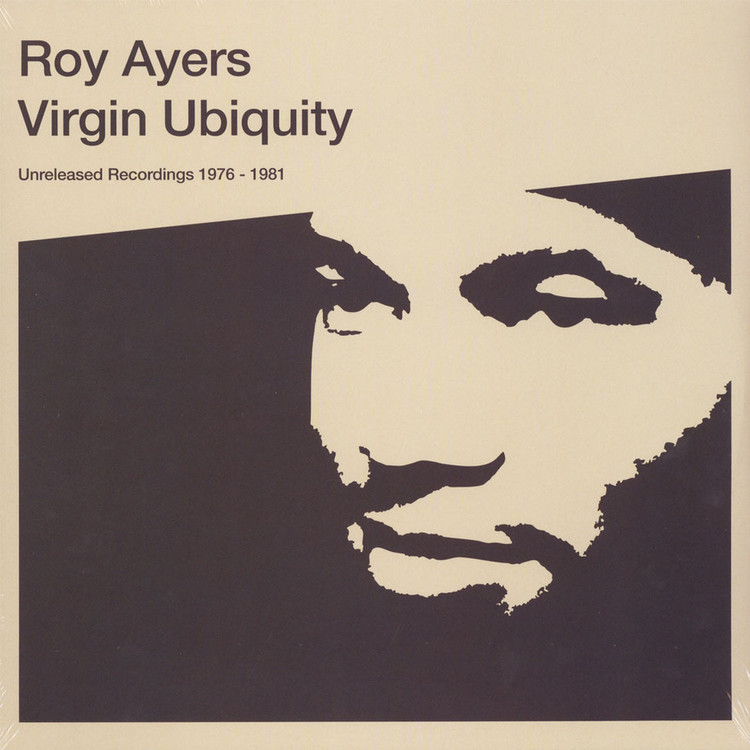Roy Ayers - Virgin Ubiquity (Unreleased Recordings 1976-1981) [2LP]