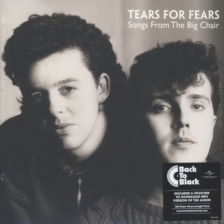 Tears For Fears - Songs From The Big Chair (Back To Black Edition) [LP]