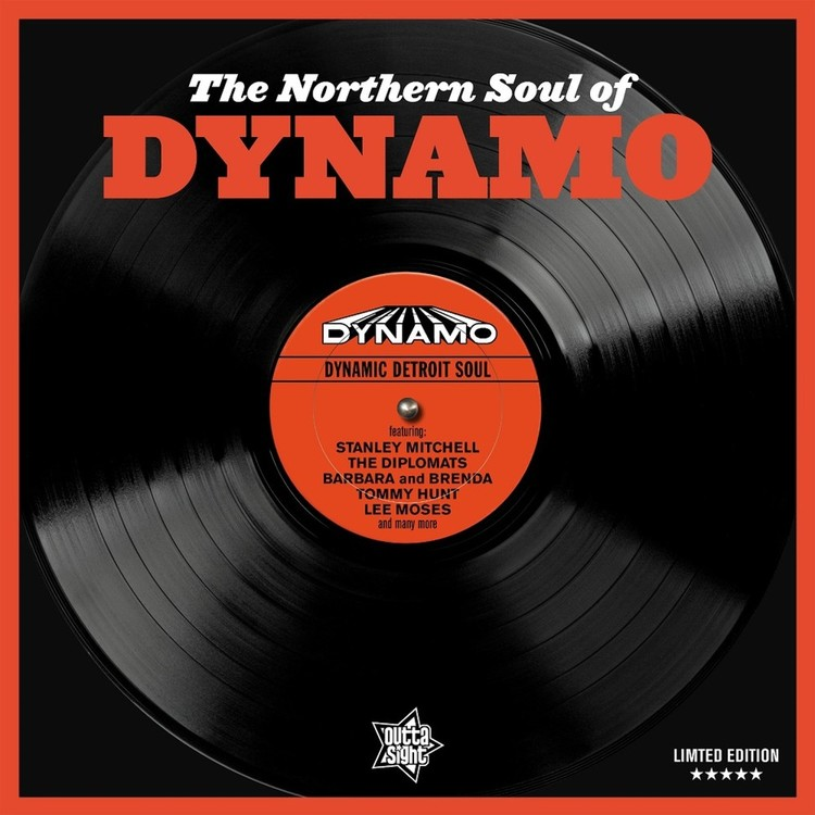 VA - The Northern Soul Of Dynamo [LP]