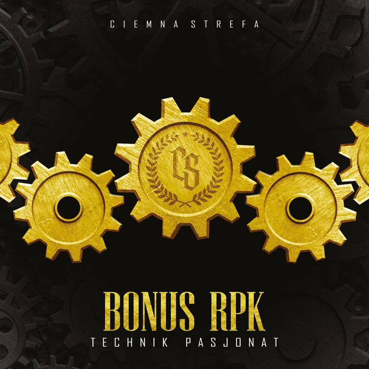 Bonus RPK - Technik Pasjonat [CD]