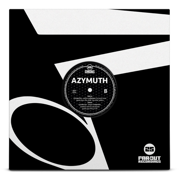 Azymuth Jazz Carnival 180g Remaster 12 Quot