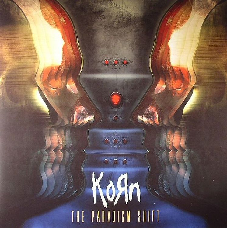 Korn - The Paradigm Shift [2LP]