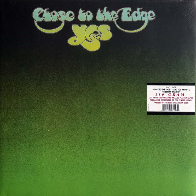 Yes - Close To The Edge [LP]