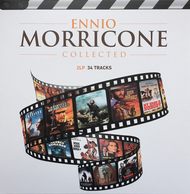 Ennio Morricone - Collected [2LP]