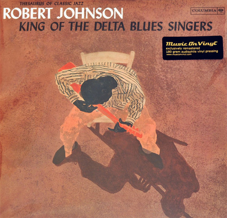Robert  Johnson - King Of The Delta, Vol.I [LP]