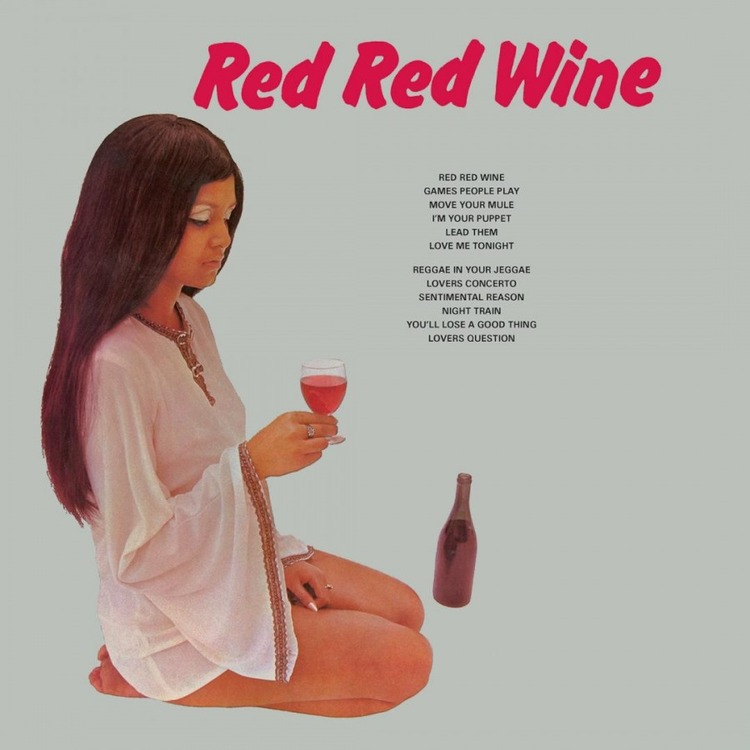 V/A - Red Red Wine [LP]