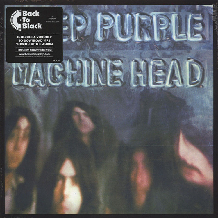 Deep Purple - Machine Head [LP]