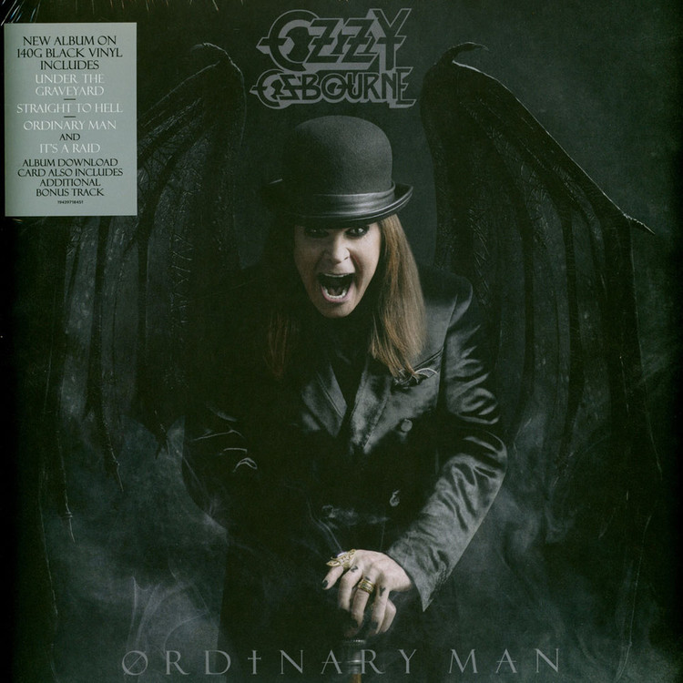 Ozzy Osbourne - Ordinary Man [LP]