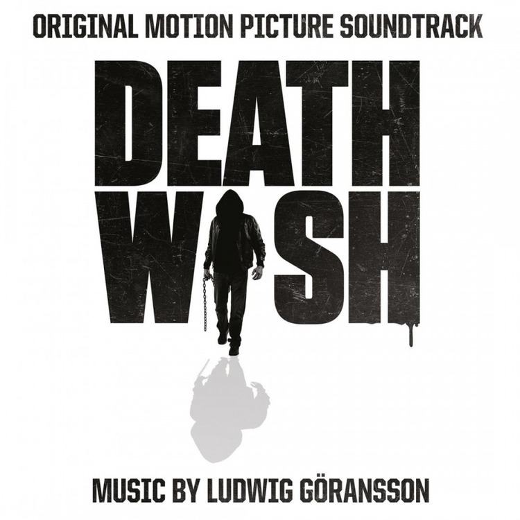 Ludwig Göransson - Death Wish 2018 OST [LP]