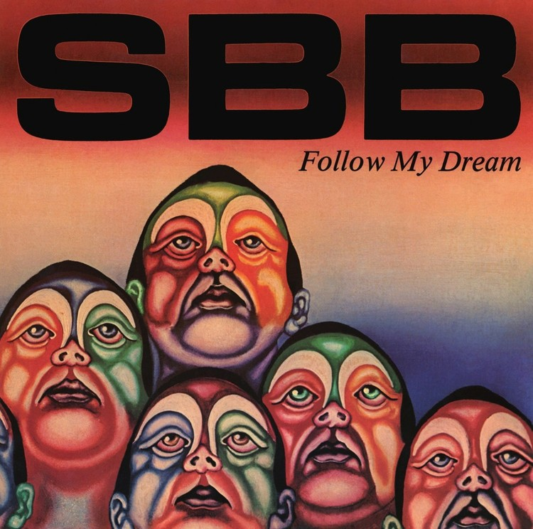 SBB - Follow My Dream (Indie Shop Edition/ Marbled Wax) [LP]
