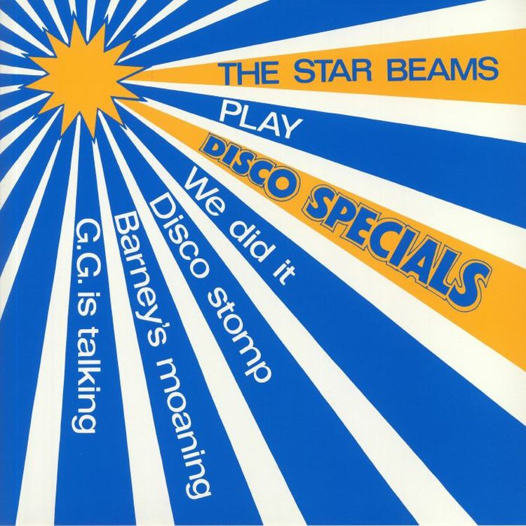 The Star Beams - Play Disco Specials [LP]