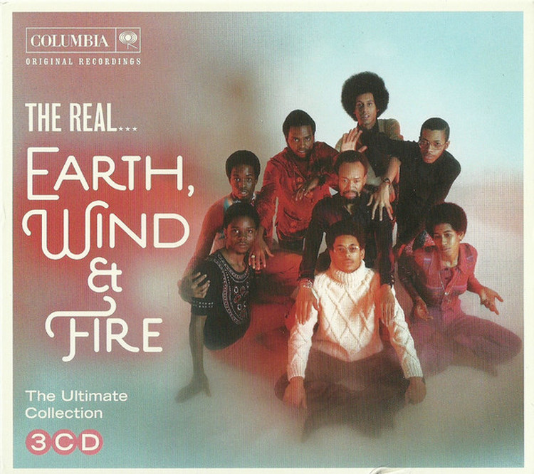 Earth, Wind & Fire - The Real... Earth, Wind & Fire [3CD]