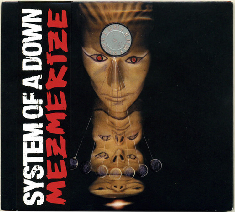 System Of A Down - Mezmerize [CD]