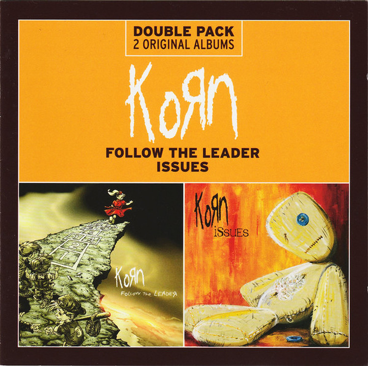Korn - Follow The Leader / Issues [2CD]