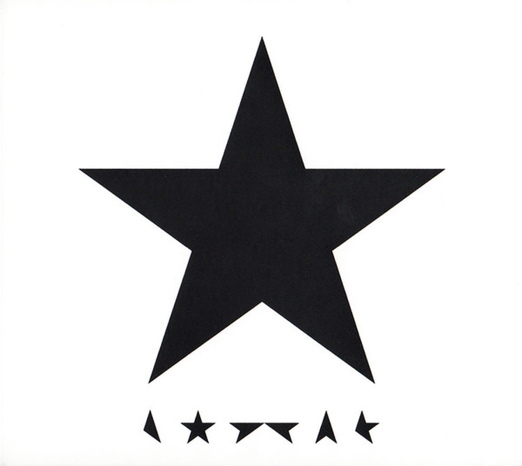 David Bowie - ★ (Blackstar) [CD]